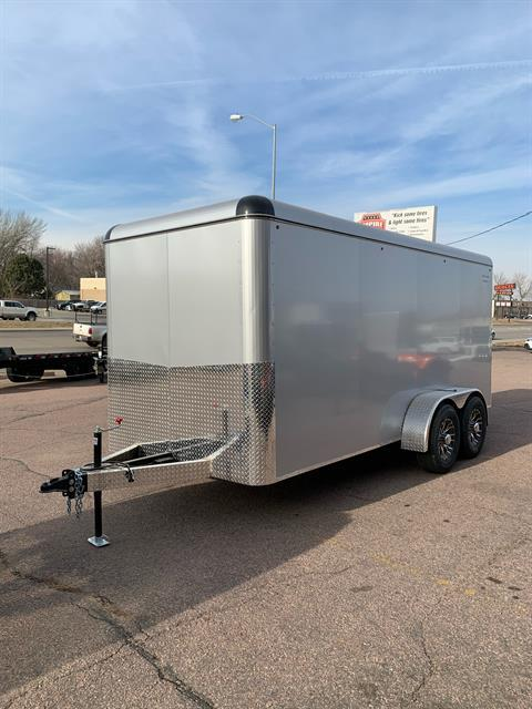 2021 Twin Lake Trailers LLC ENCLOSED 7X16 in Sioux Falls, South Dakota - Photo 2