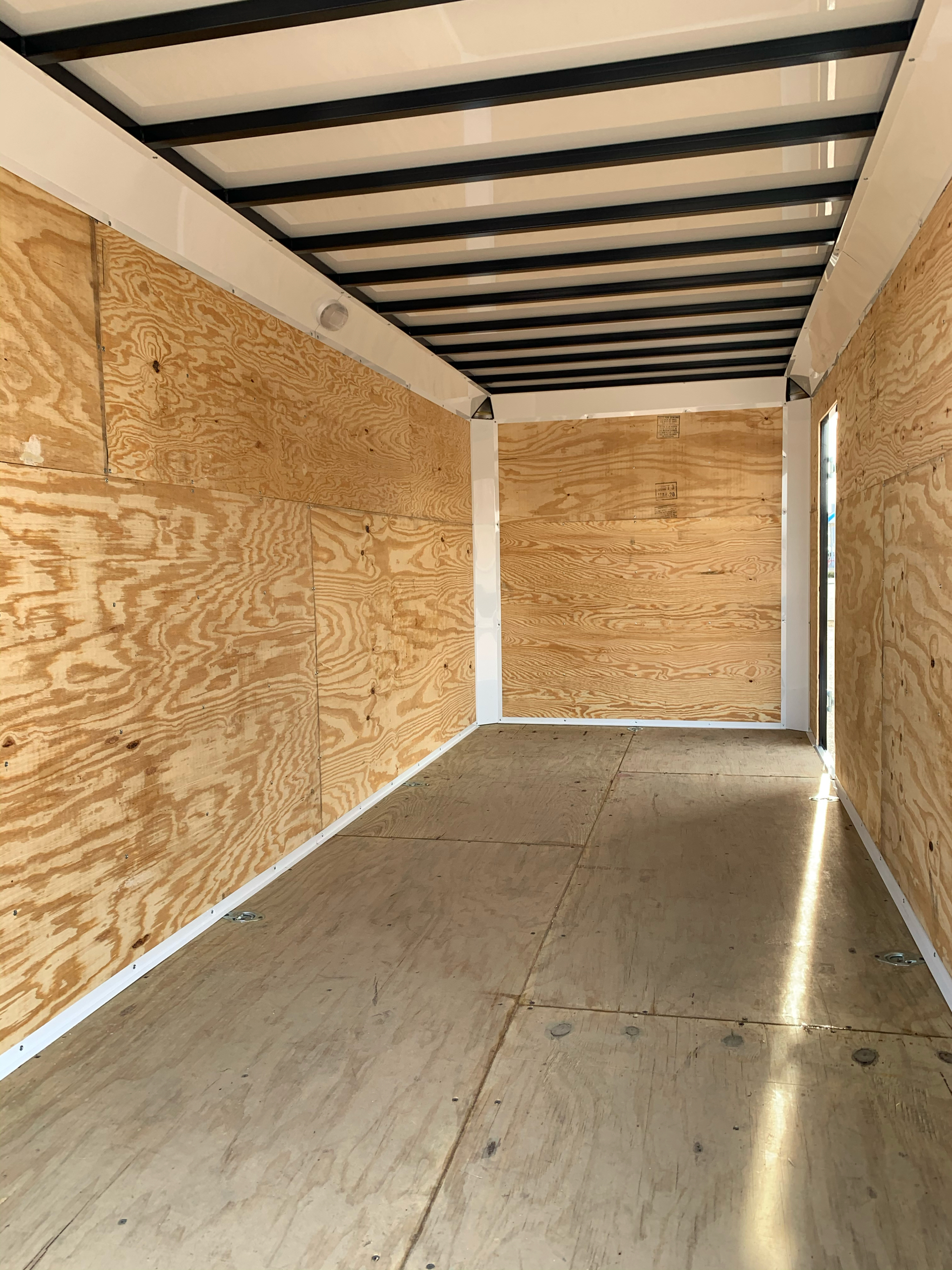 2021 Twin Lake Trailers LLC ENCLOSED 7X16 in Sioux Falls, South Dakota - Photo 7