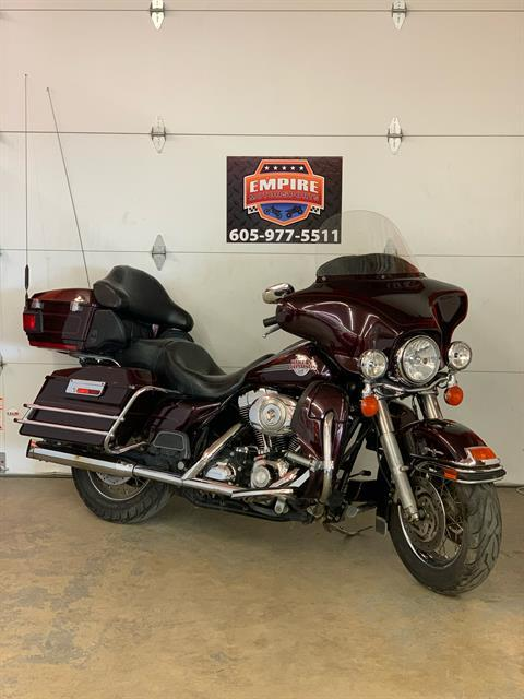2007 Harley-Davidson Ultra Classic® Electra Glide® in Sioux Falls, South Dakota - Photo 1