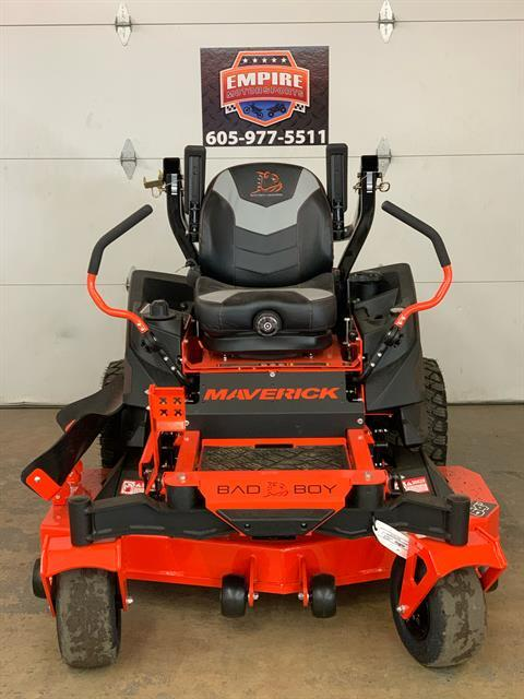 2021 Bad Boy Mowers Maverick 54 in. Kohler Confidant 747 cc in Sioux Falls, South Dakota - Photo 1