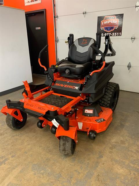 2021 Bad Boy Mowers Maverick 54 in. Kohler Confidant 747 cc in Sioux Falls, South Dakota - Photo 2