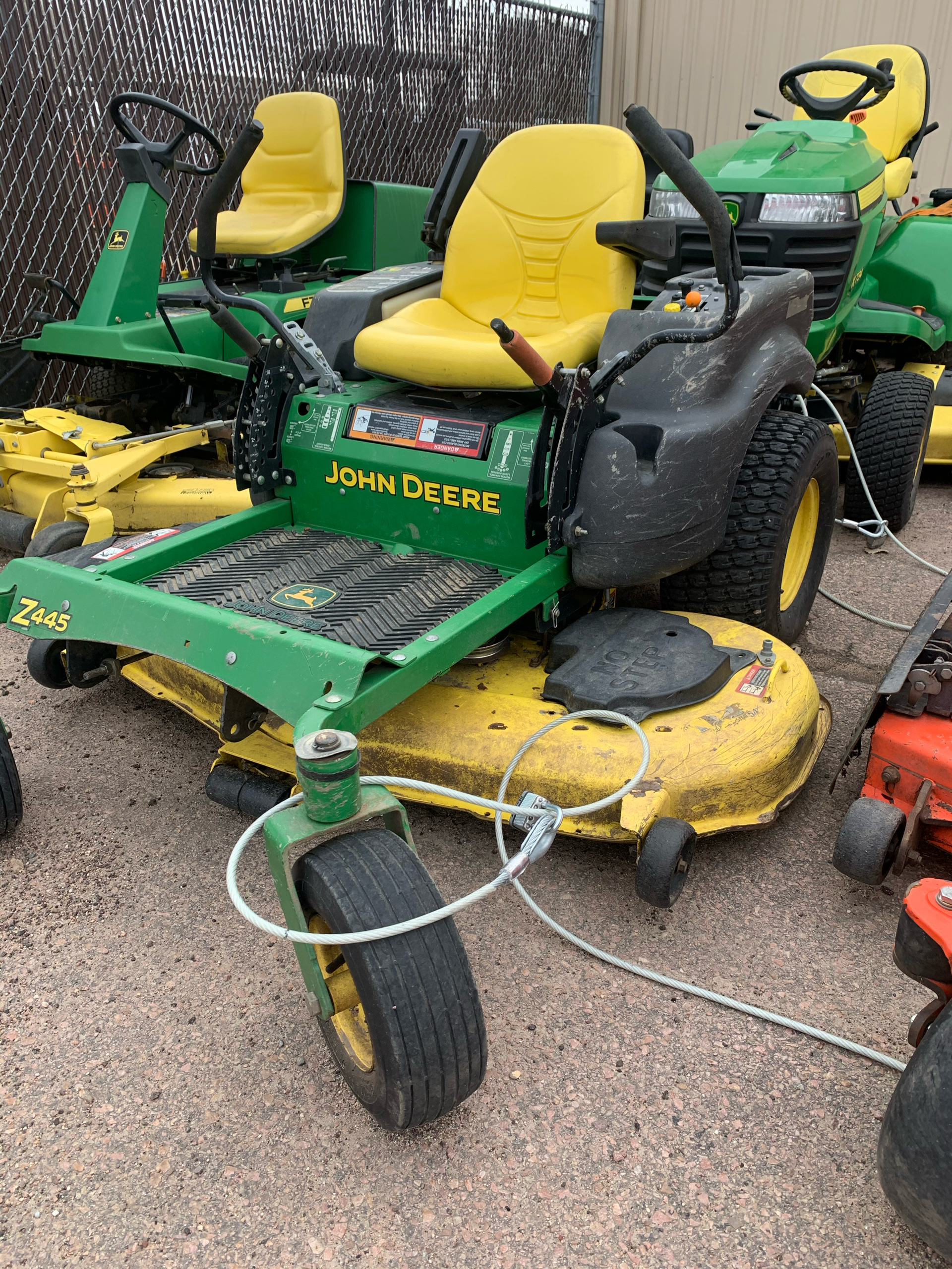 2008 John Deere Z445 54C in Sioux Falls, South Dakota - Photo 1