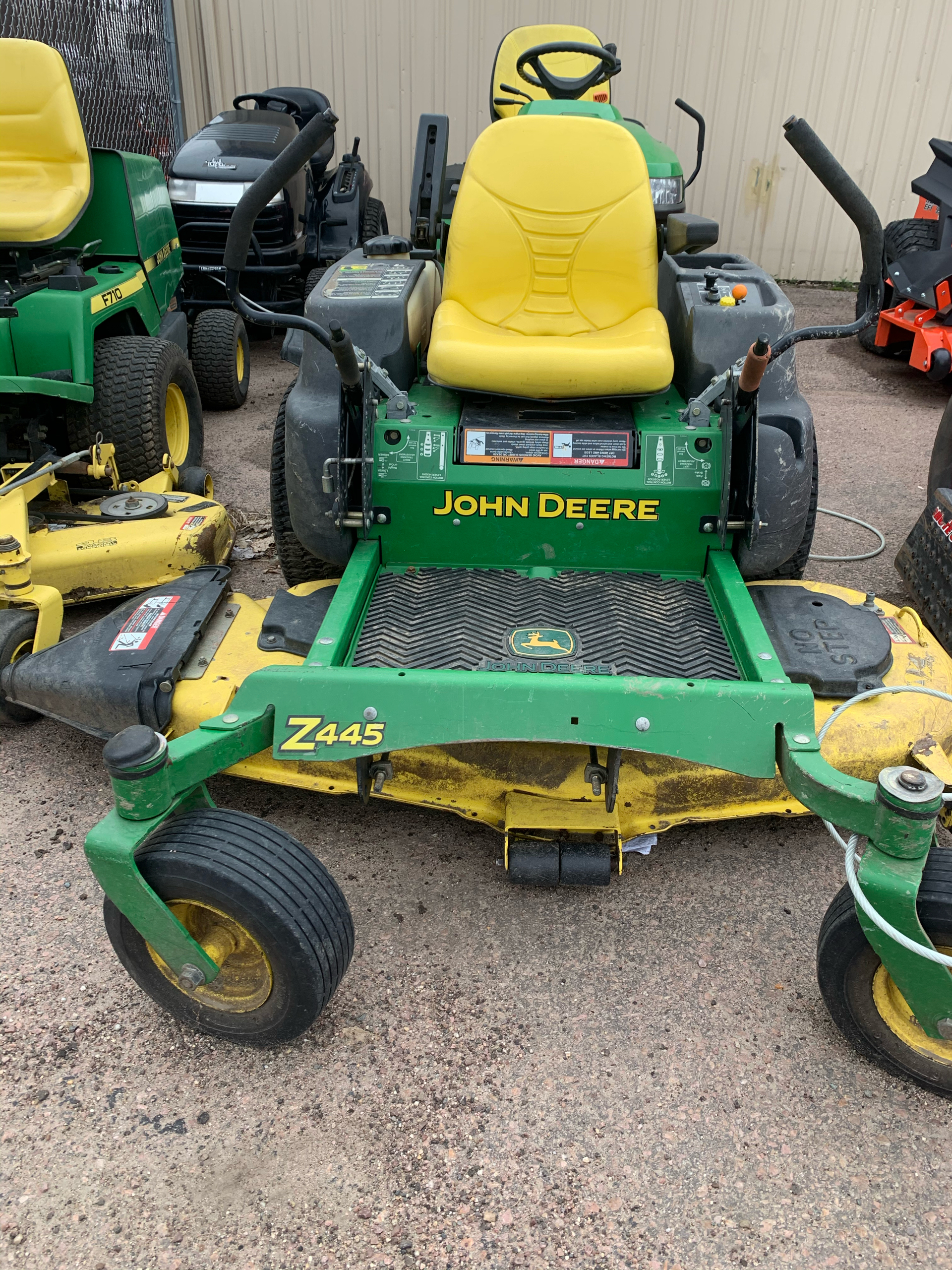 2008 John Deere Z445 54C in Sioux Falls, South Dakota - Photo 2