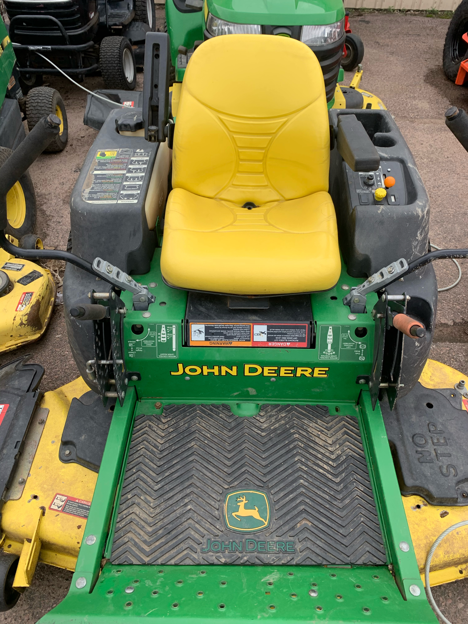 2008 John Deere Z445 54C in Sioux Falls, South Dakota - Photo 4