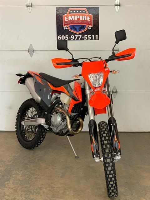 2021 KTM 500 EXC-F in Sioux Falls, South Dakota - Photo 1
