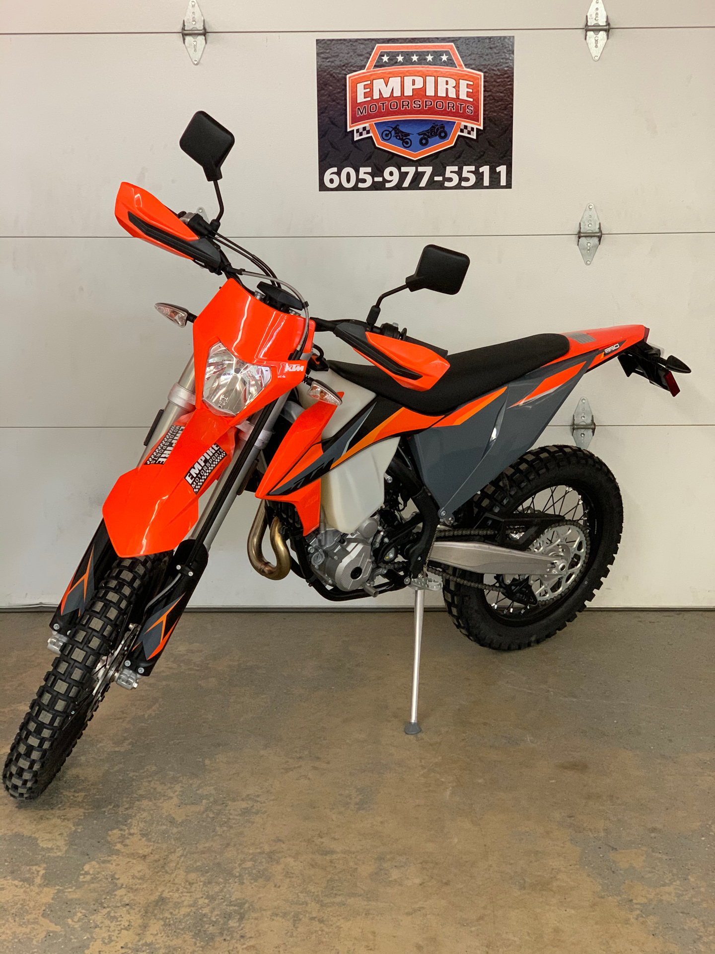 2021 KTM 500 EXC-F in Sioux Falls, South Dakota - Photo 2