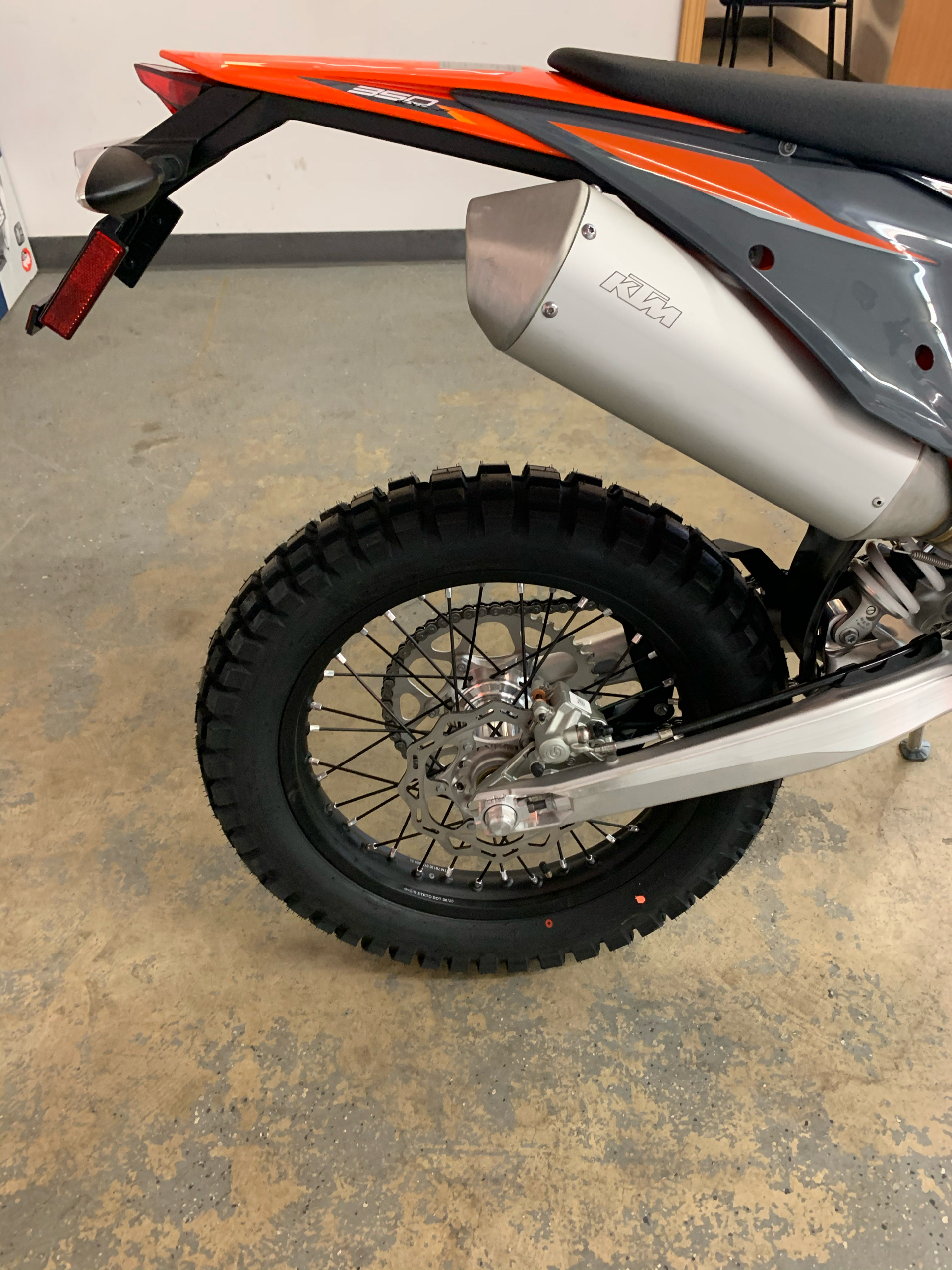2021 KTM 500 EXC-F in Sioux Falls, South Dakota - Photo 6