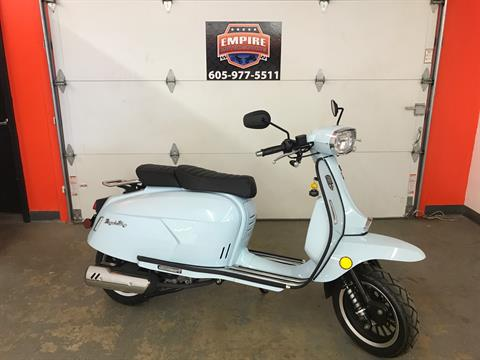 2020 Genuine Scooters Grand Tourer 150 in Sioux Falls, South Dakota - Photo 1