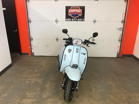 2020 Genuine Scooters Grand Tourer 150 in Sioux Falls, South Dakota - Photo 2