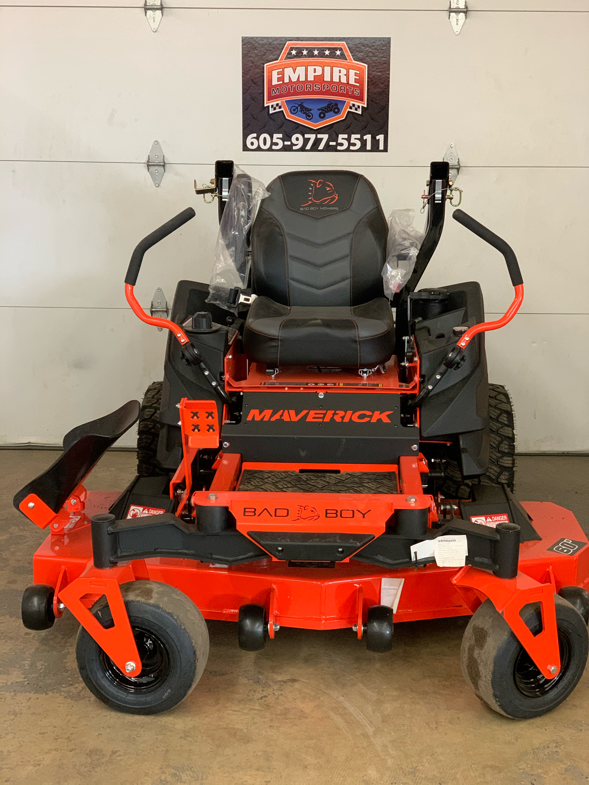 2021 Bad Boy Mowers Maverick 60 in. Kawasaki FS730 726 cc in Sioux Falls, South Dakota - Photo 1