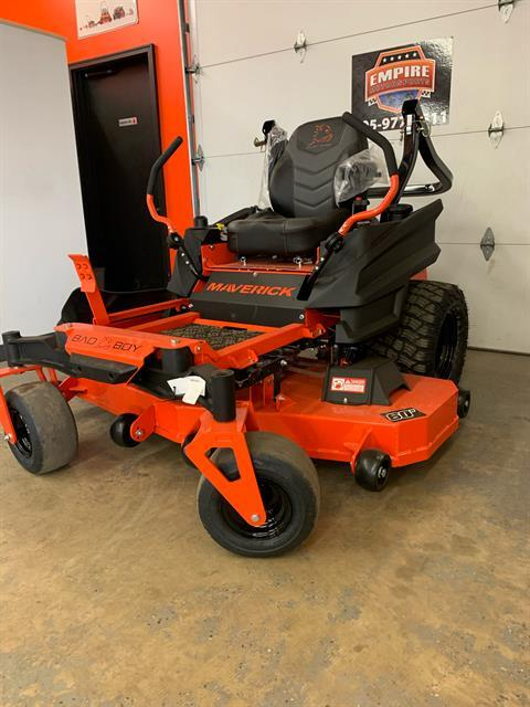 2021 Bad Boy Mowers Maverick 60 in. Kawasaki FS730 726 cc in Sioux Falls, South Dakota - Photo 2