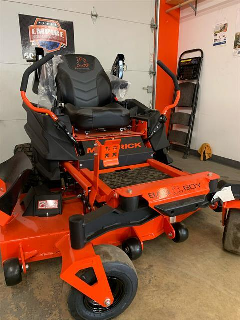 2021 Bad Boy Mowers Maverick 60 in. Kawasaki FS730 726 cc in Sioux Falls, South Dakota - Photo 8