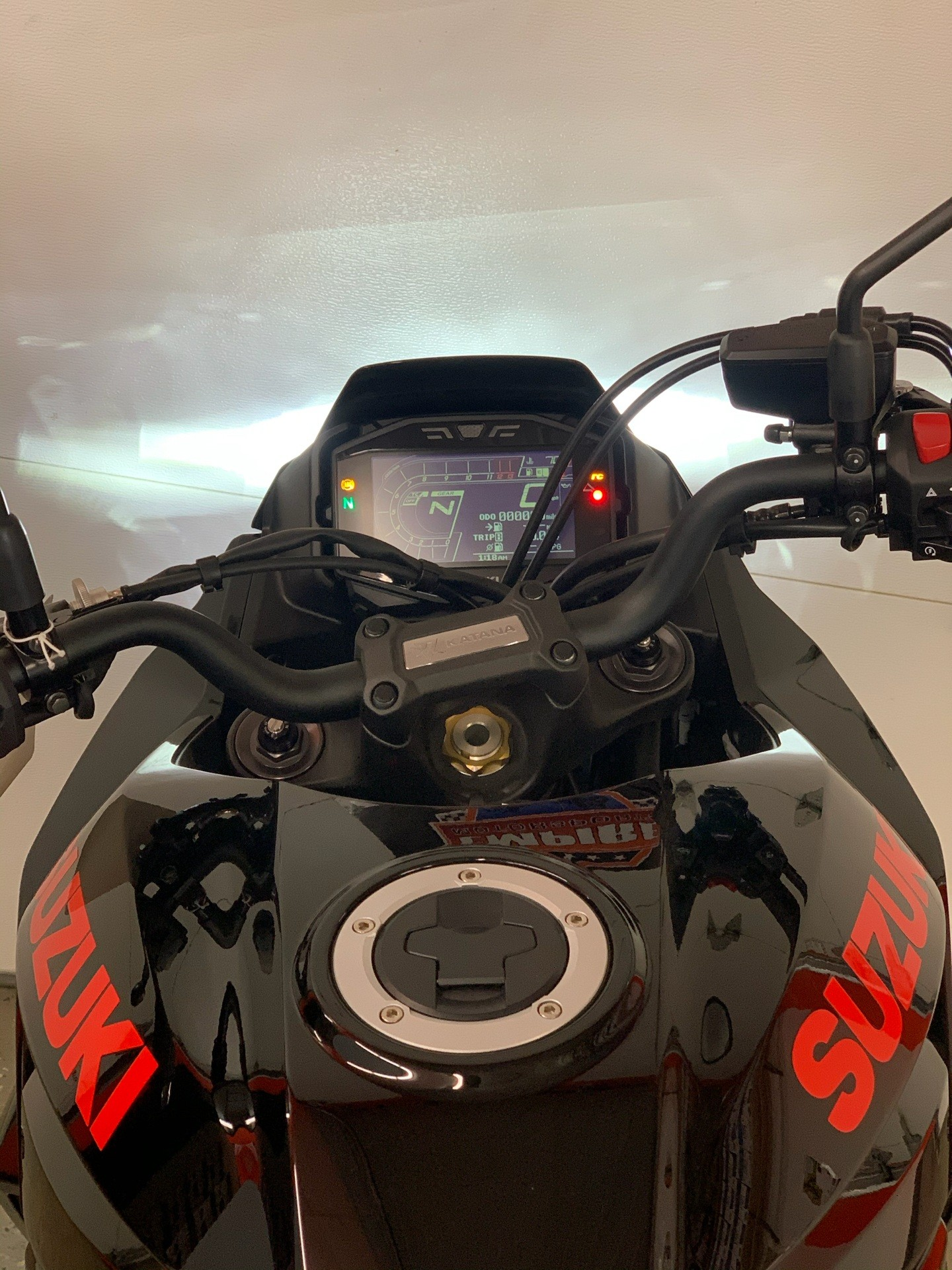 2020 Suzuki Katana in Sioux Falls, South Dakota - Photo 6