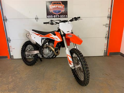 2020 KTM 350 SX-F in Sioux Falls, South Dakota - Photo 1