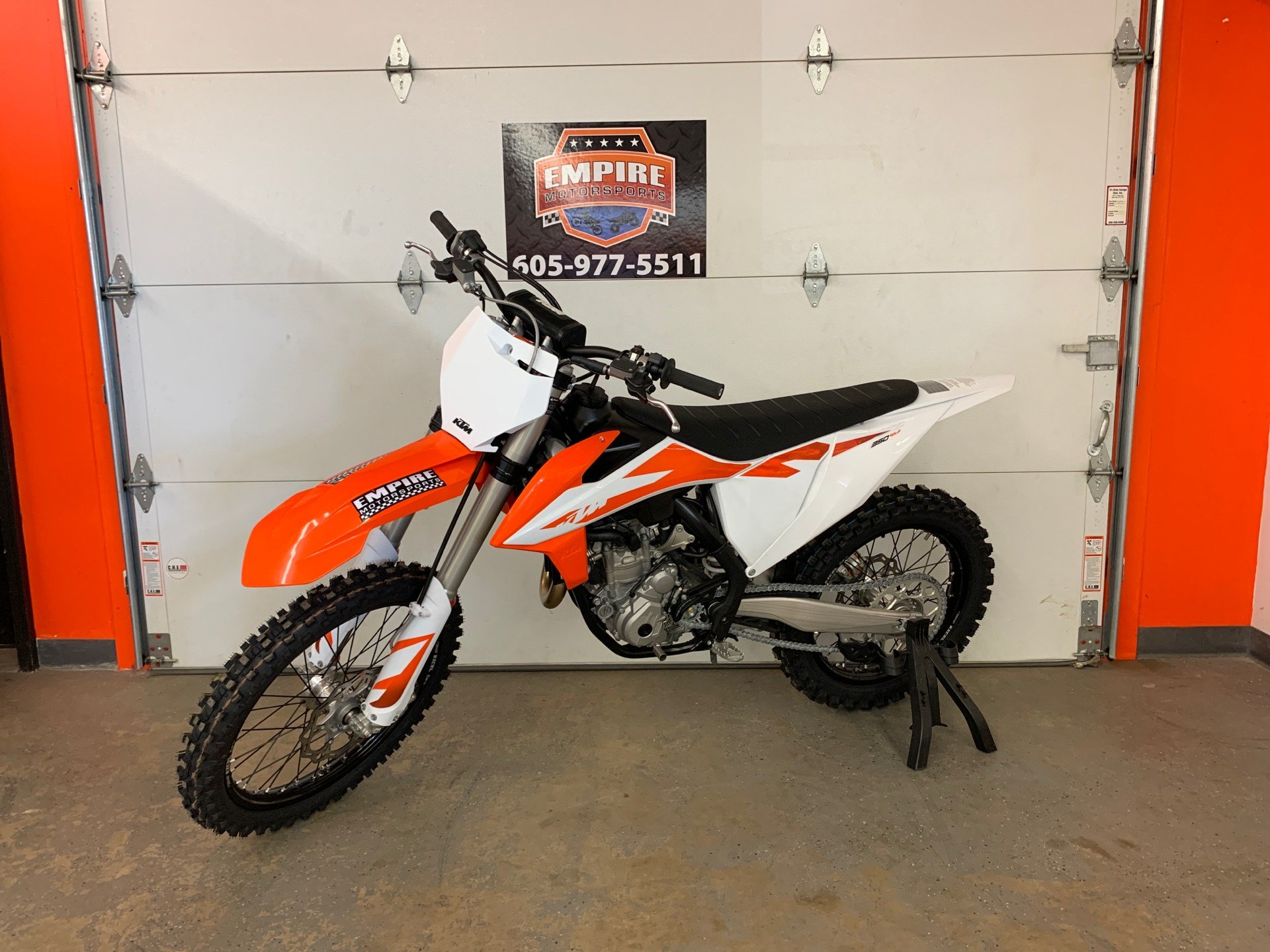 2020 KTM 350 SX-F in Sioux Falls, South Dakota - Photo 3
