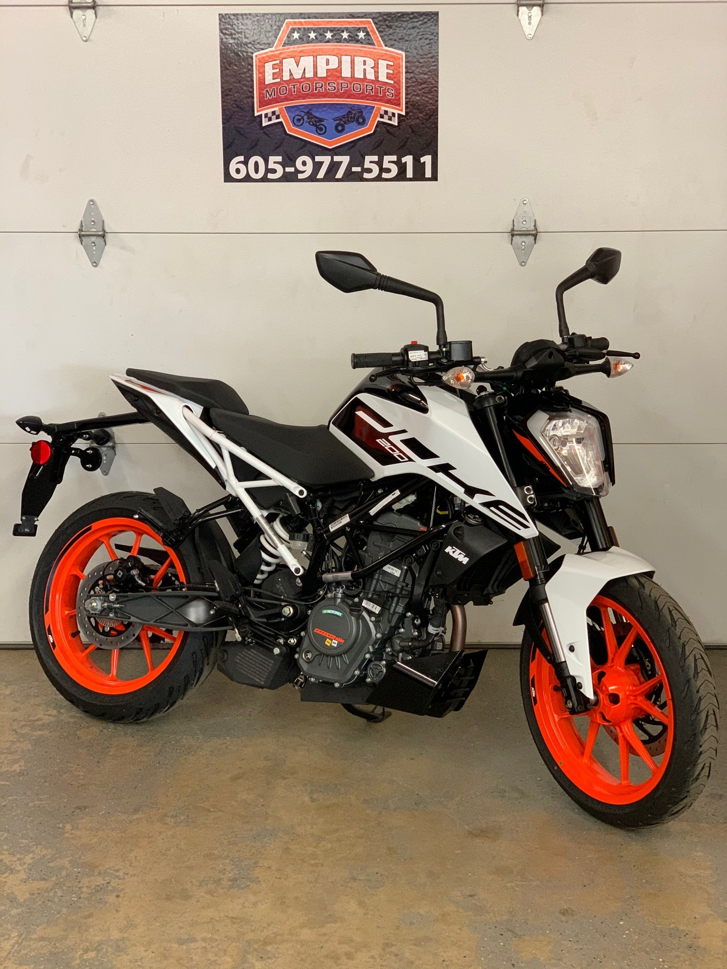 2020 KTM 200 Duke in Sioux Falls, South Dakota - Photo 2