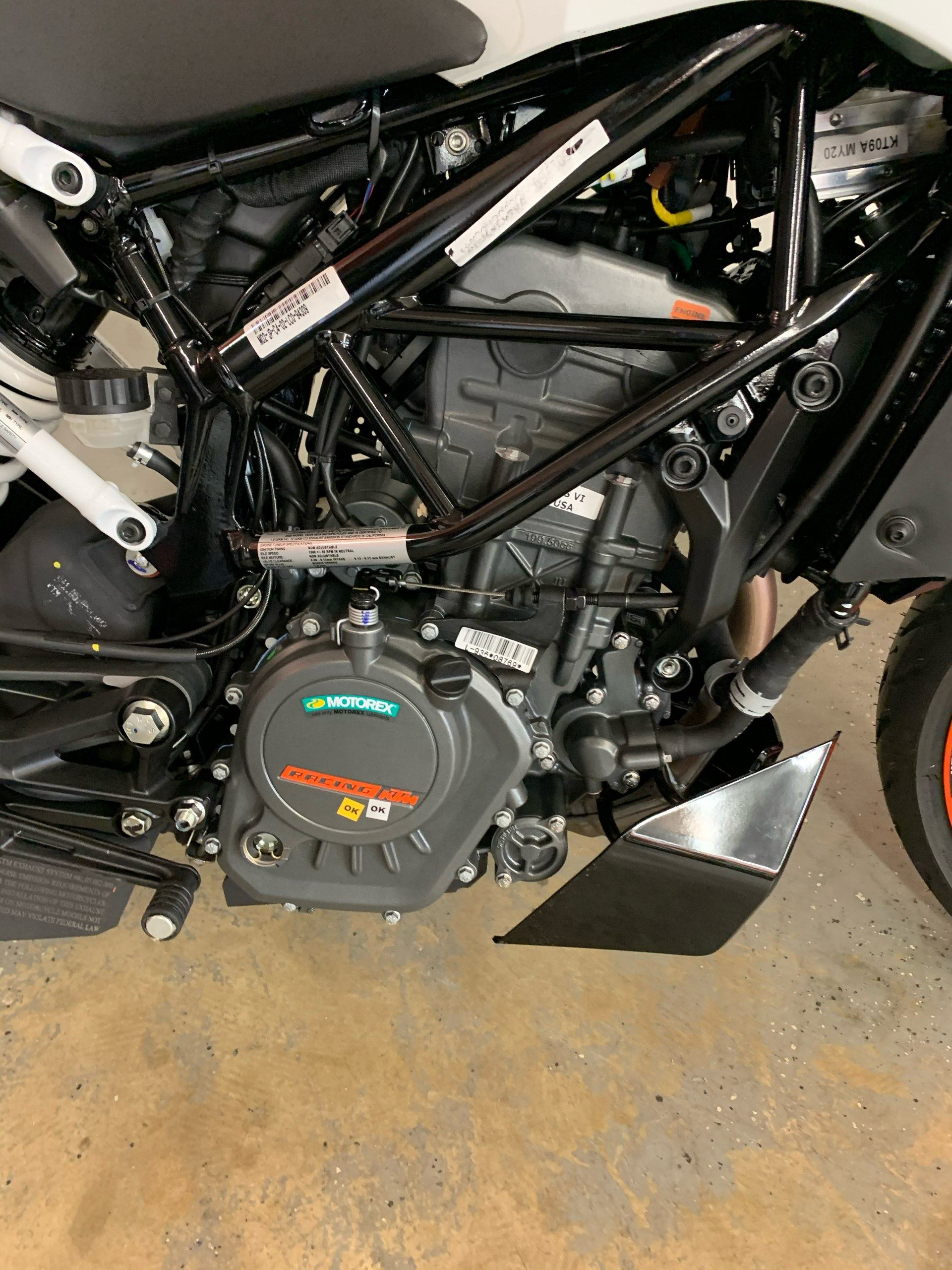 2020 KTM 200 Duke in Sioux Falls, South Dakota - Photo 4