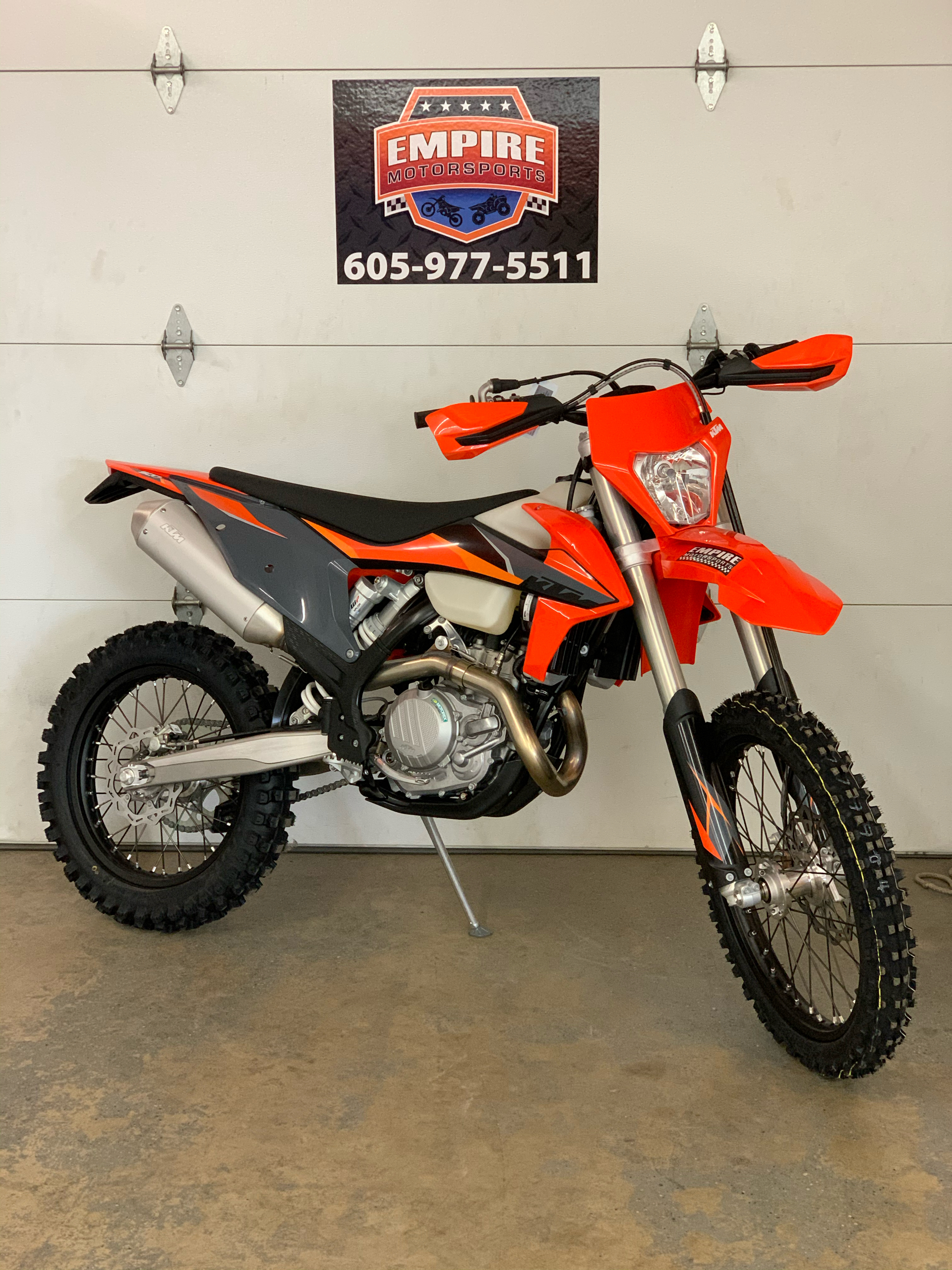 2021 KTM 500 XCF-W in Sioux Falls, South Dakota - Photo 1