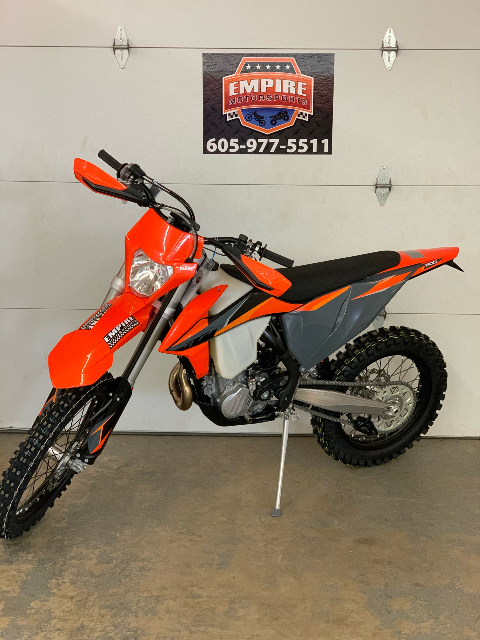 2021 KTM 500 XCF-W in Sioux Falls, South Dakota - Photo 2