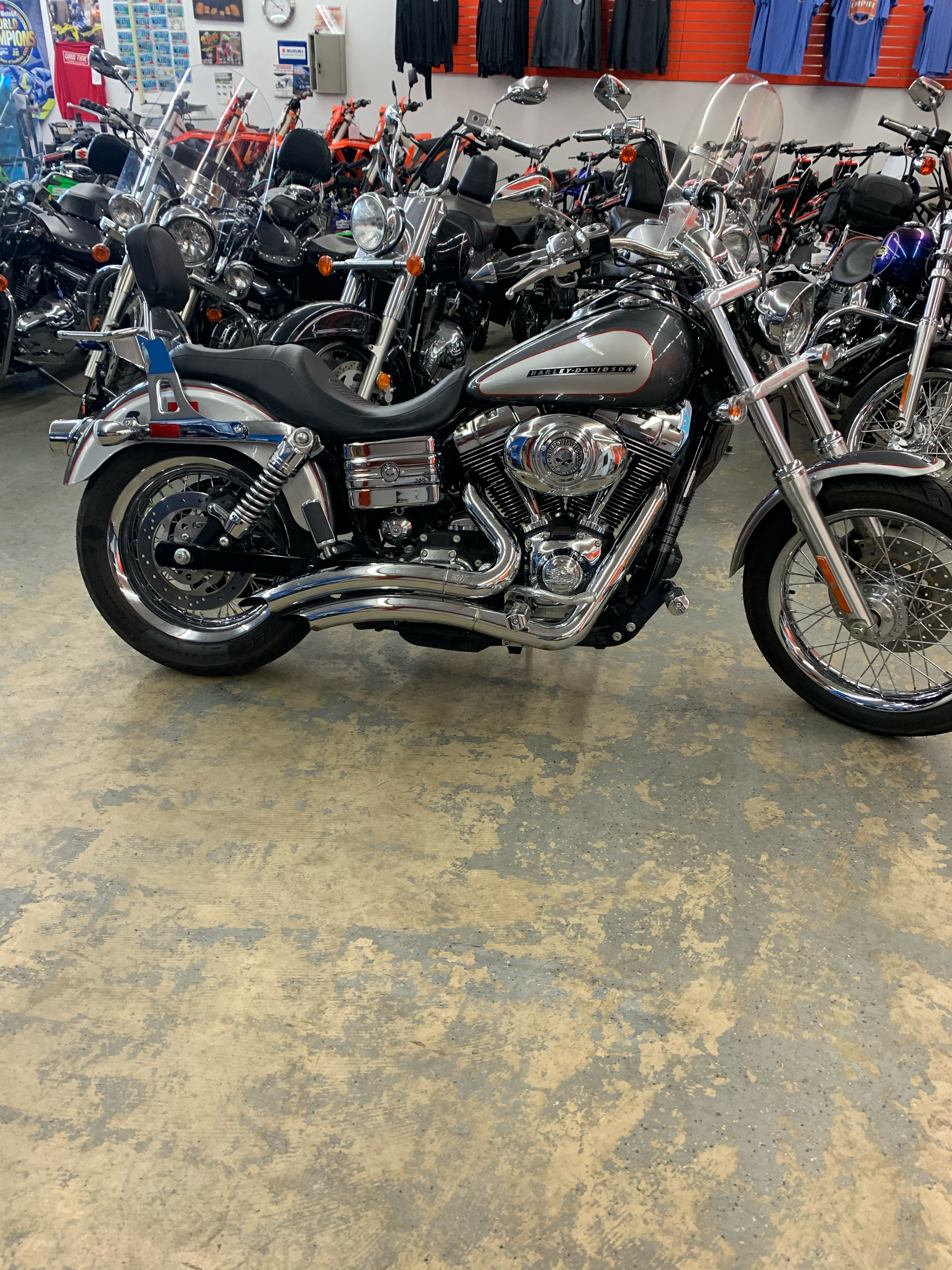 2003 Harley-Davidson FXD Dyna Super Glide® in Sioux Falls, South Dakota - Photo 2