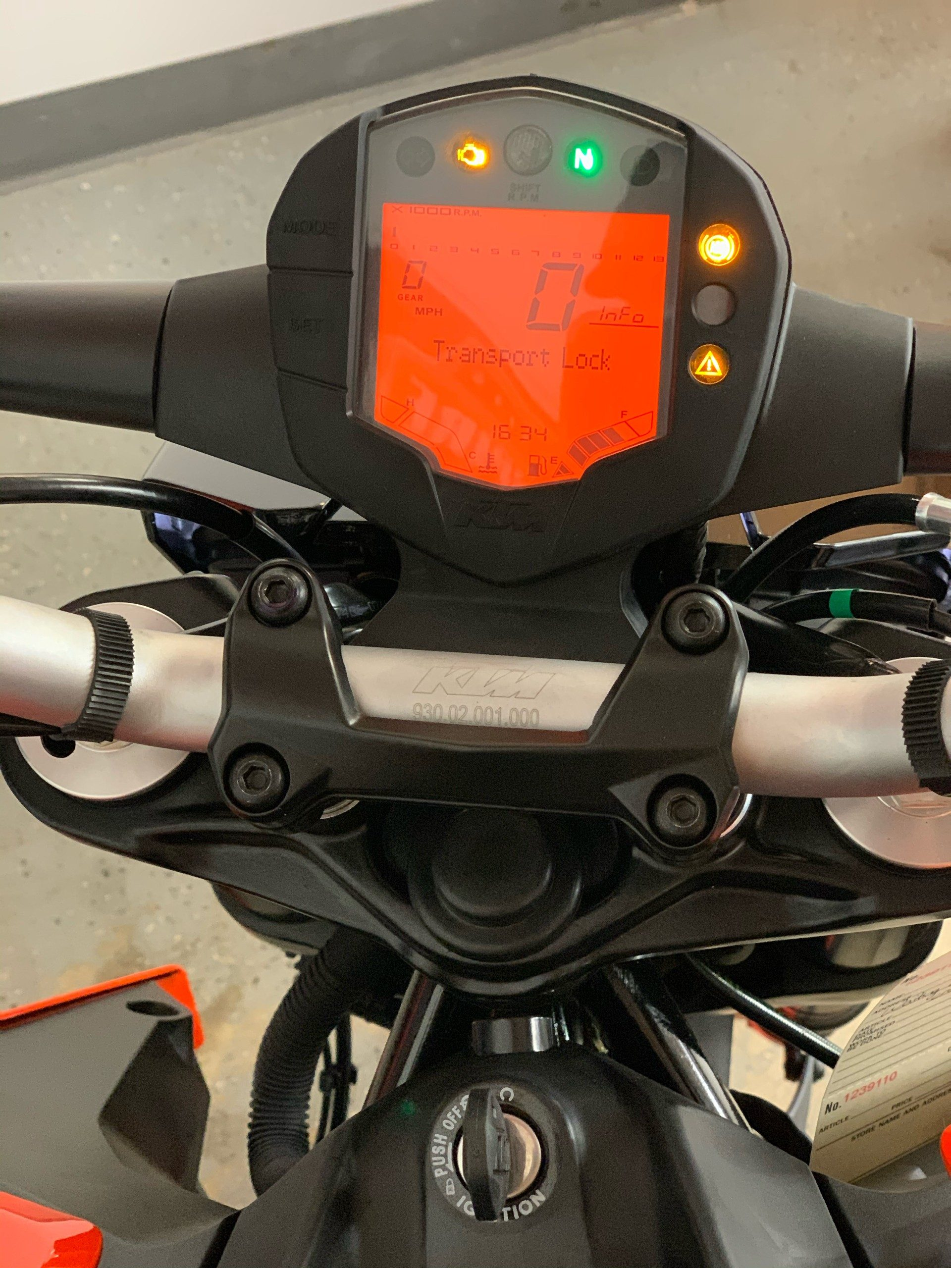 2020 KTM 200 Duke in Sioux Falls, South Dakota - Photo 7