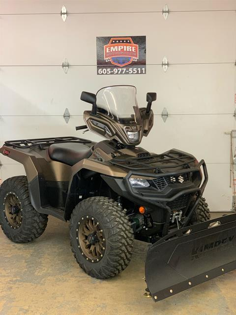 2019 Suzuki KingQuad 500AXi Power Steering SE+ in Sioux Falls, South Dakota - Photo 1