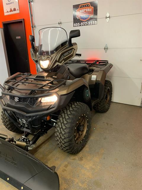 2019 Suzuki KingQuad 500AXi Power Steering SE+ in Sioux Falls, South Dakota - Photo 3