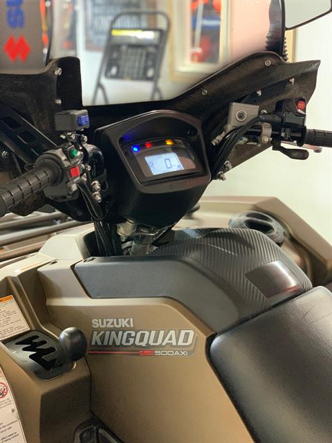 2019 Suzuki KingQuad 500AXi Power Steering SE+ in Sioux Falls, South Dakota - Photo 6