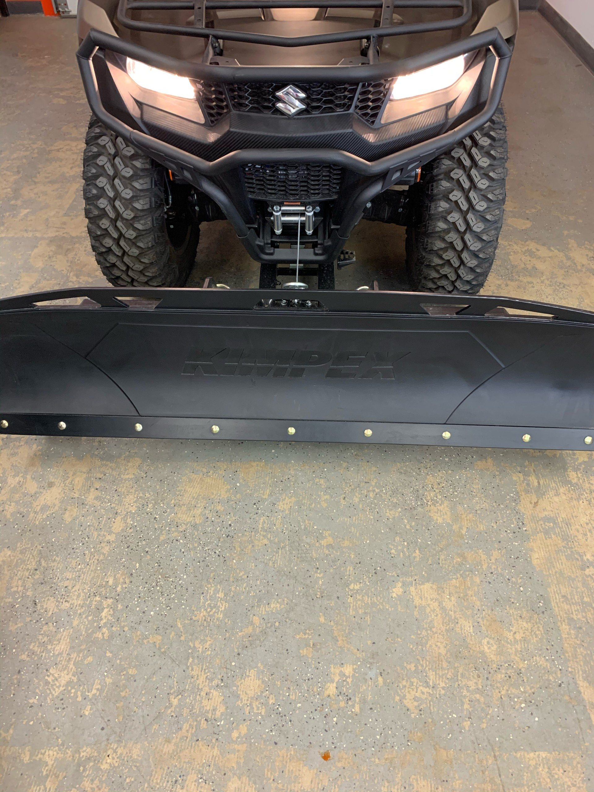 2019 Suzuki KingQuad 500AXi Power Steering SE+ in Sioux Falls, South Dakota - Photo 10