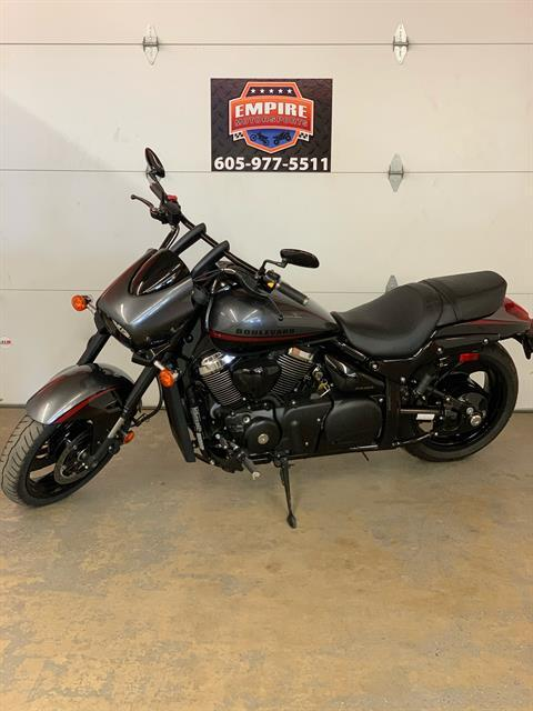 2019 Suzuki Boulevard M90 in Sioux Falls, South Dakota - Photo 3