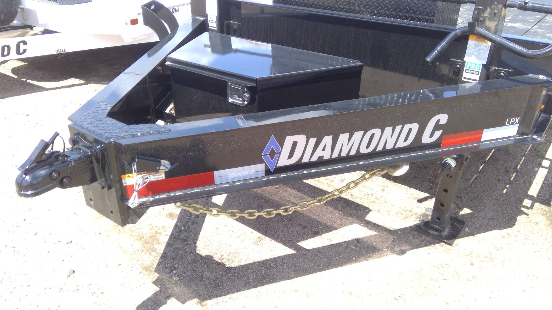 2020 DIAMOND C TRAILERS LPX210L 22X82 in Sioux Falls, South Dakota - Photo 4