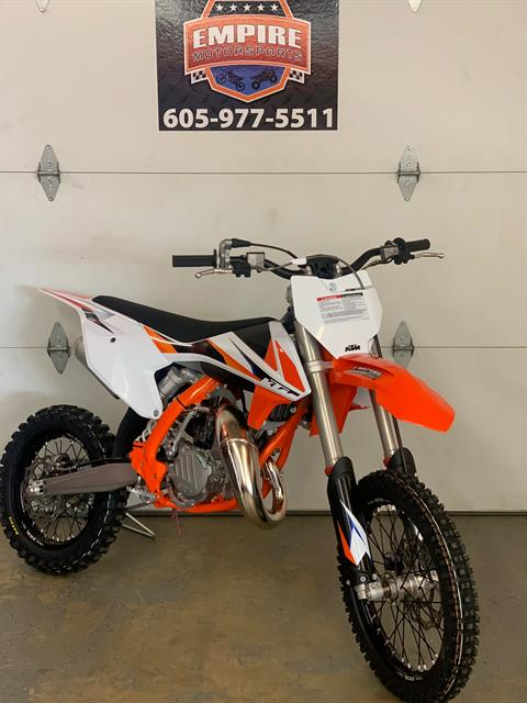 2021 KTM 85 SX 17/14 in Sioux Falls, South Dakota - Photo 1