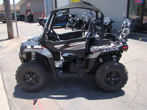 2016 Polaris ACE 900 SP in Evanston, Wyoming