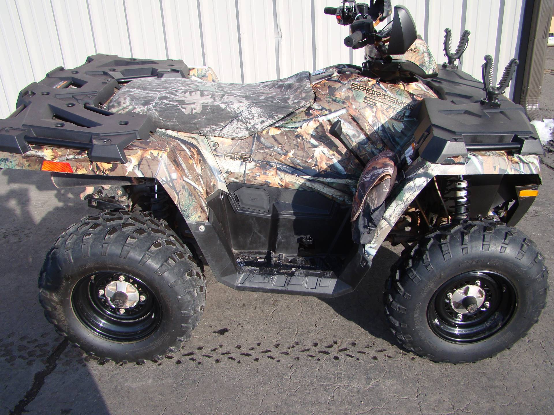 2014 Polaris Sportsman® 570 EPS in Evanston, Wyoming