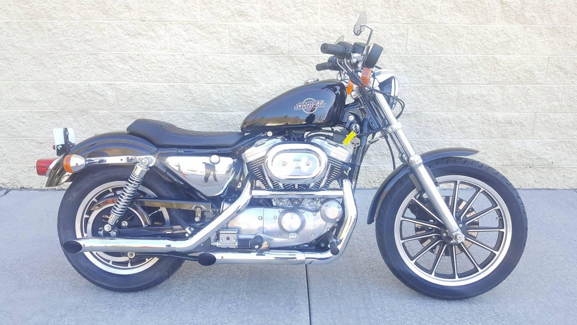 1999 Harley-Davidson XL 1200S Sportster 1200 Sport