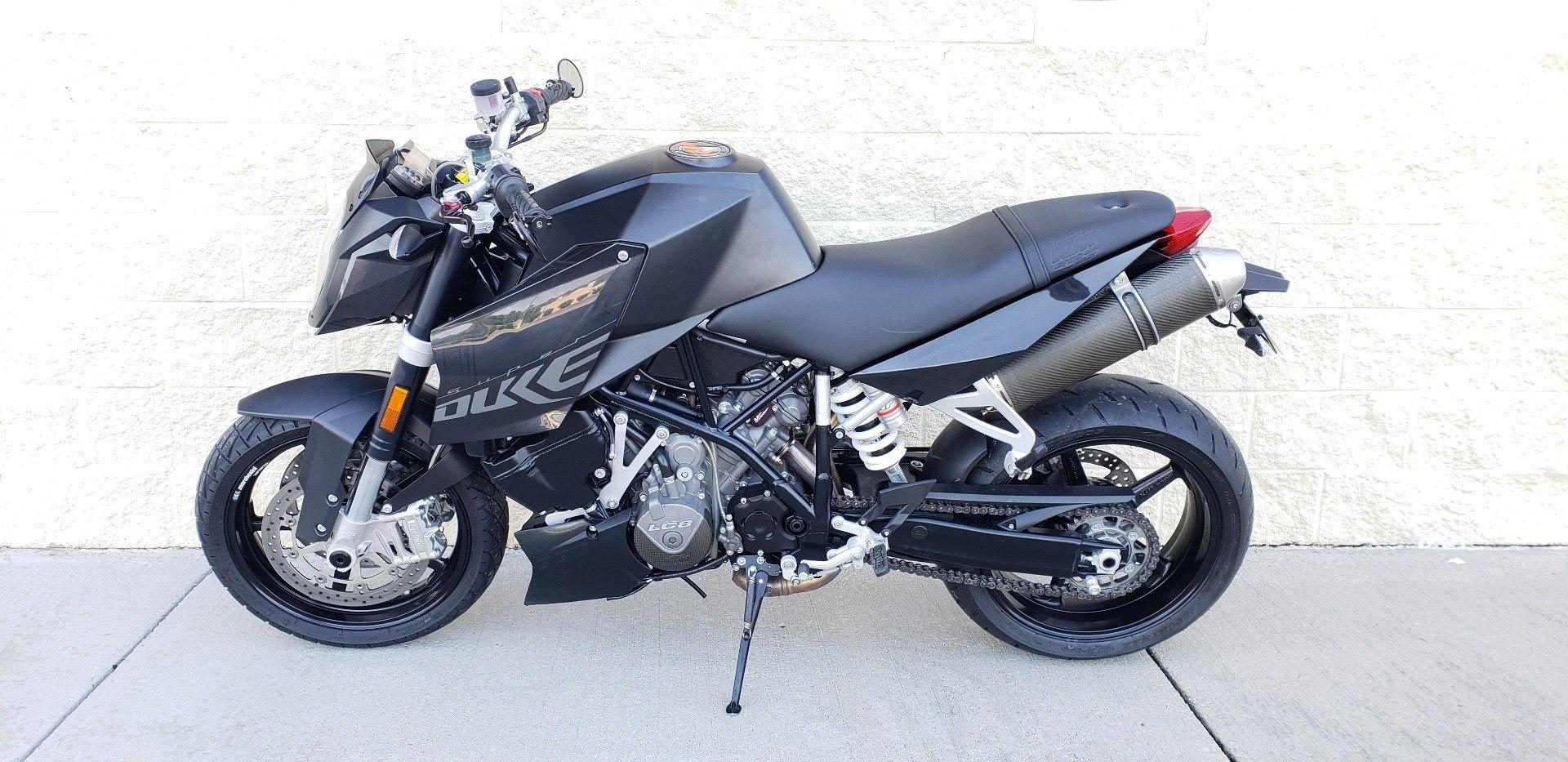 2008 KTM 990 Super Duke 4