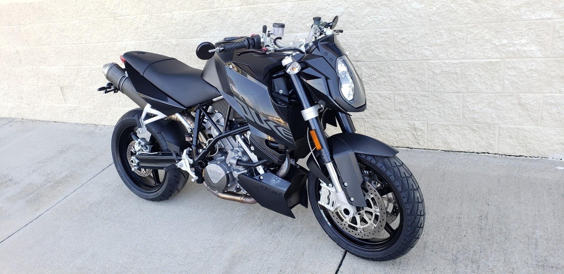 2008 KTM 990 Super Duke 6