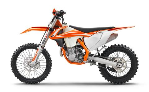 2018 KTM 450 XC-F  in Pelham, Alabama