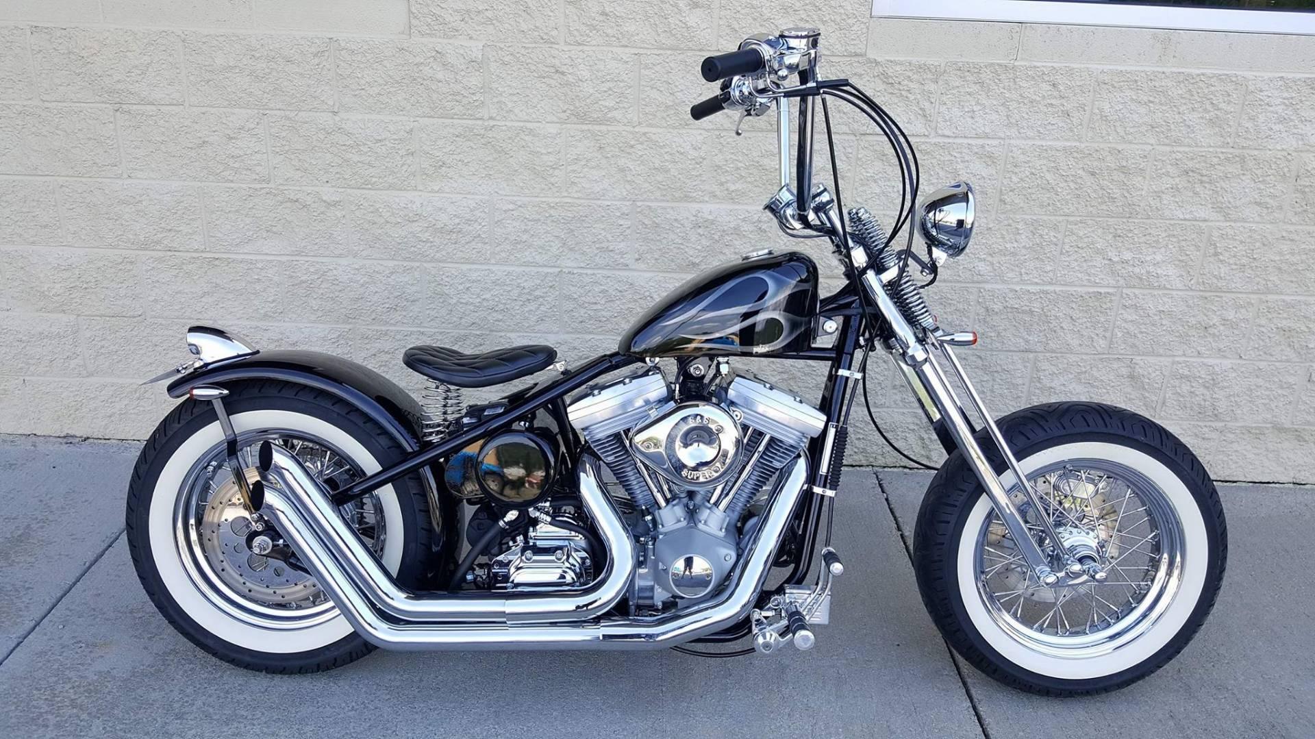 2007  Winchester Bobber Springer 1