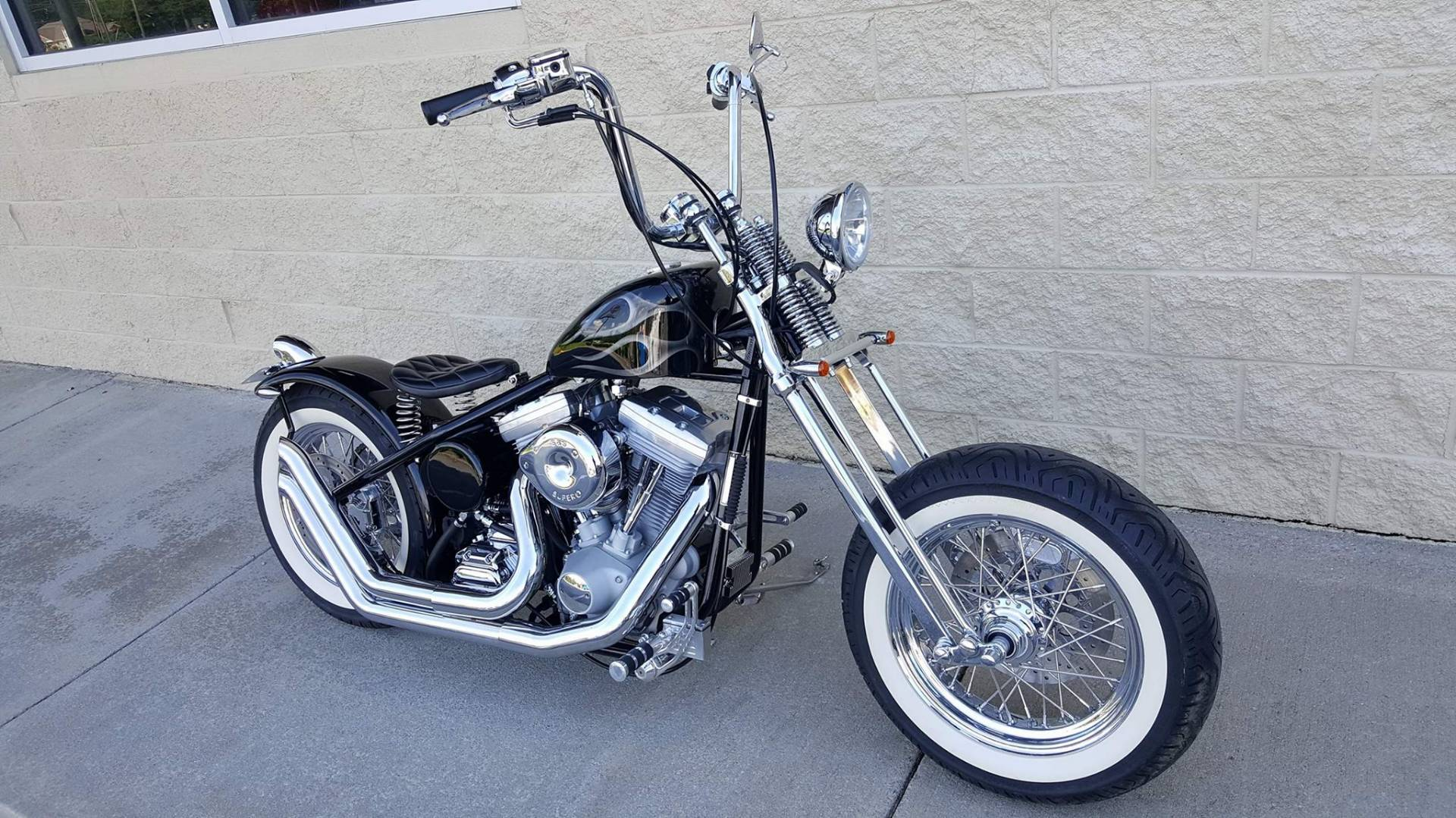 2007  Winchester Bobber Springer 6