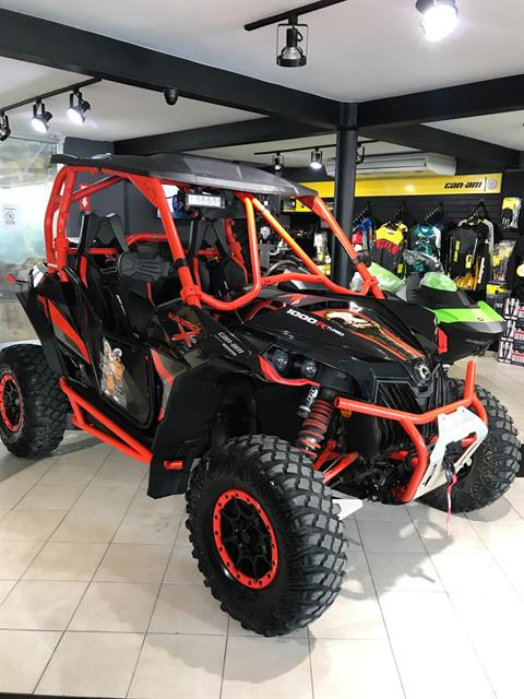 2016 Can-Am Maverick X rs Turbo in Residencial Santo Domingo, Santo Domingo Oeste