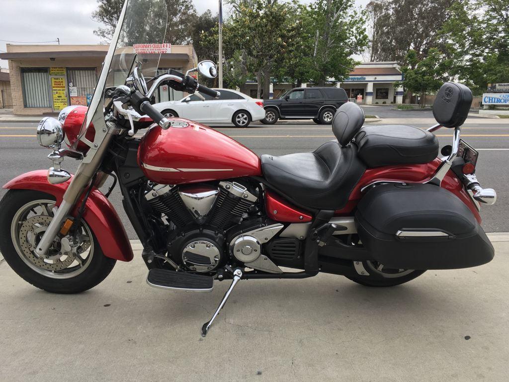 2007 Yamaha V Star® 1300 Tourer in Fontana, California