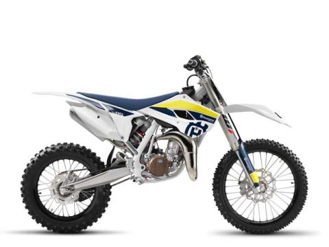2017 Husqvarna TC 85 17/14 in Fontana, California