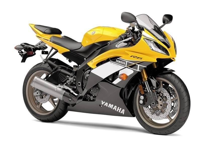 2016 Yamaha YZF-R6 in Fontana, California