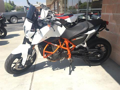 2013 KTM 690 Duke in Fontana, California