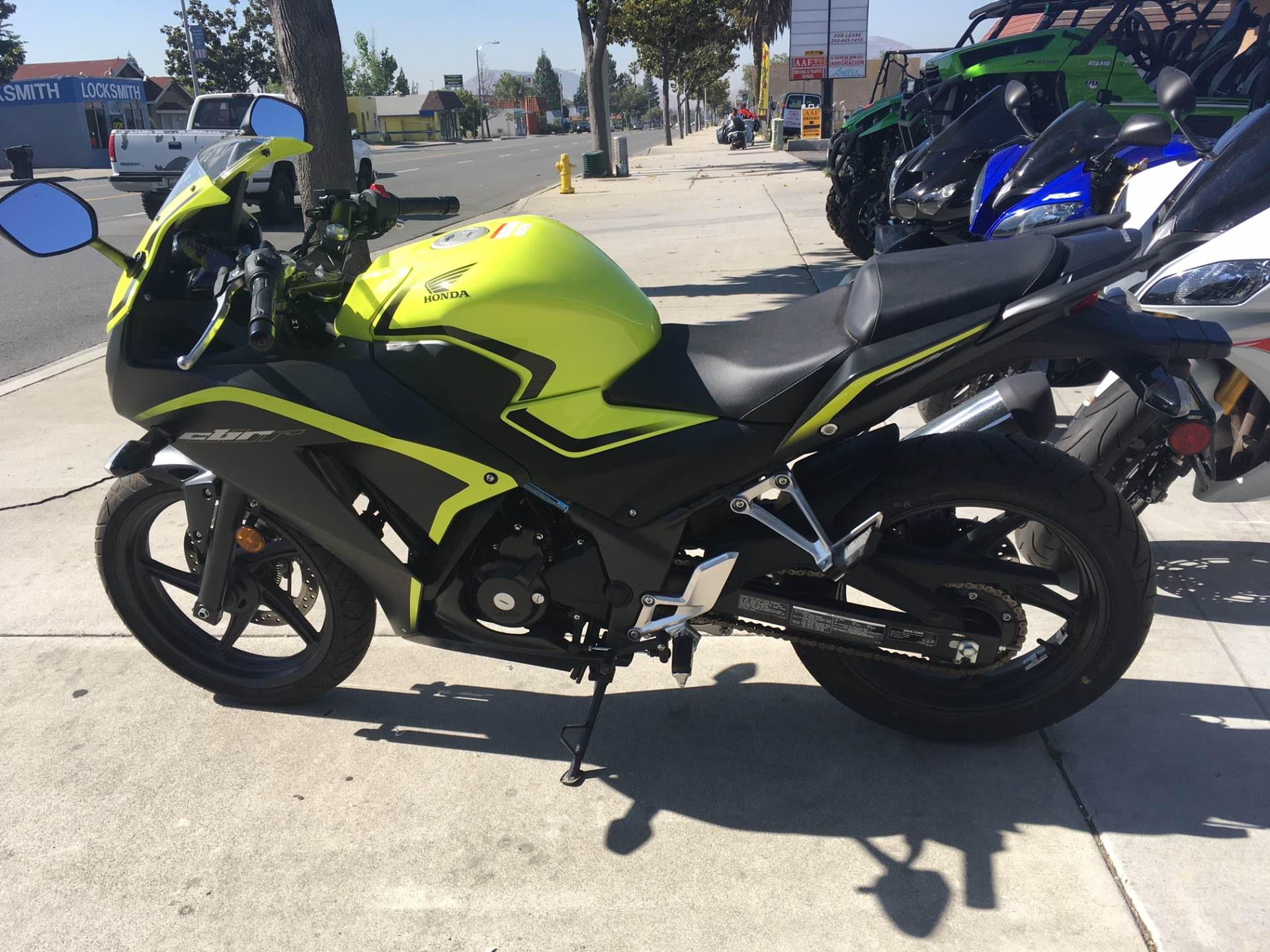 2016 Honda CBR300R ABS for sale 1667