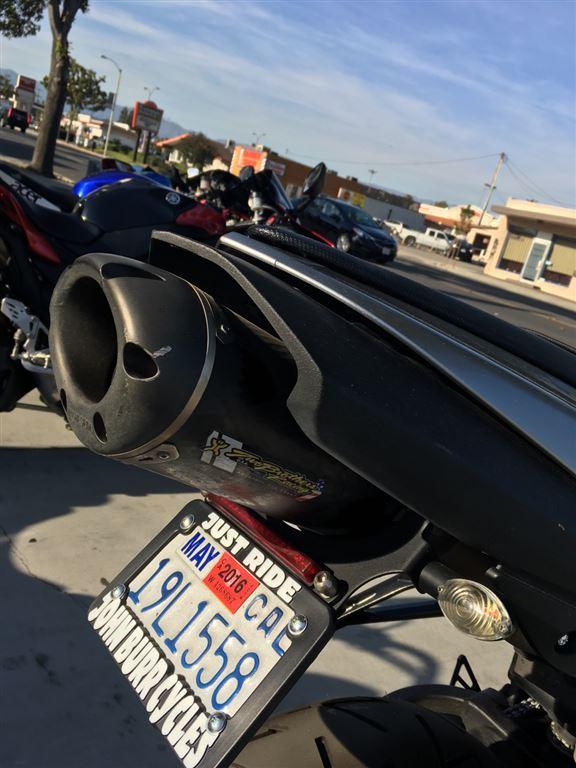 2007 Kawasaki Ninja® ZX™-6R in Fontana, California
