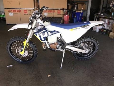 2018 Husqvarna Motorcycles TE250I in Fontana, California