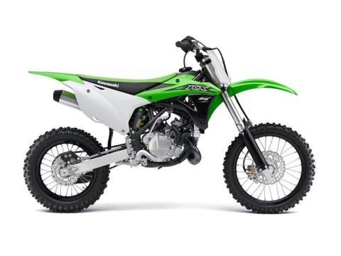 2016 Kawasaki KX85 in Fontana, California