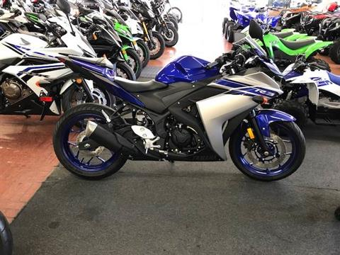 2016 Yamaha YZF-R3 in Fontana, California